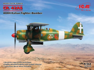 FIAT CR. 42AS