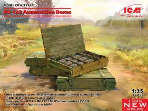 RS-132 Ammunition Boxes