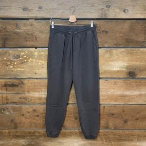 Pantalone Colorful Standard 100% Organic Cotton Grigio Scuro