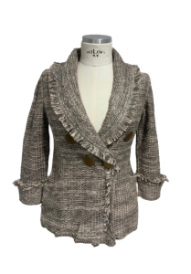 Giacca in lana Charlott