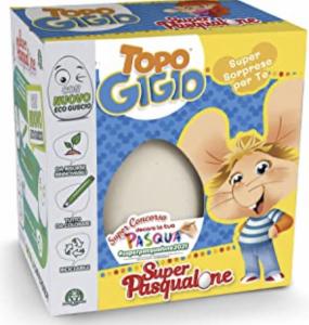 Super Pasqualone Topo Gigio 2021