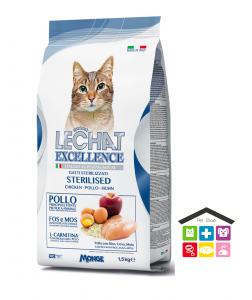 Le Chat excellent Sterilised – pollo 0,400g