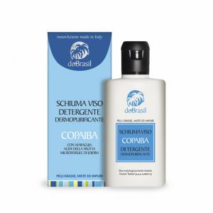 DoBrasil, Copaiba schiuma viso detergente 150 ml