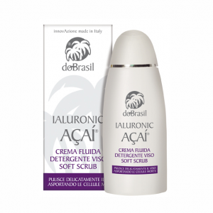 DoBrasil, Detergente Viso Soft Scrub Ialuronic Açai® 150 ml
