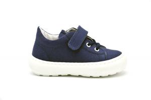 Sneaker in cotone riciclato
