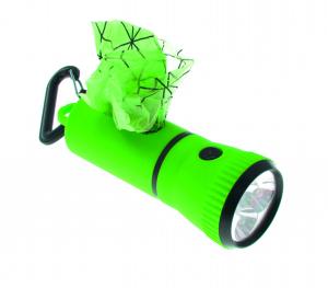 Imac Portasacchetti Igienici con Luce a Led