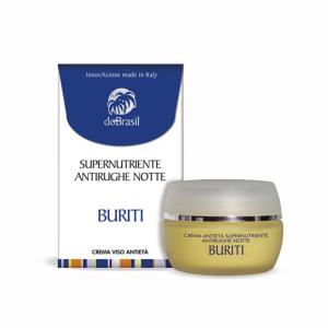 DoBrasil, Crema nutriente antirughe notte buriti 50 ml