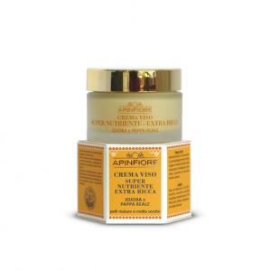 Apinfiore, Crema Viso Super Nutriente 50 ml