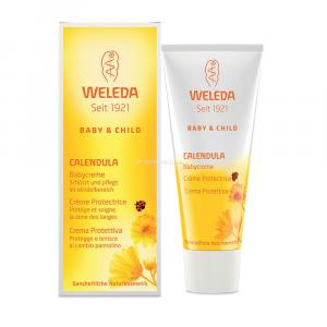 Baby - crema protettiva alla calendula Weleda