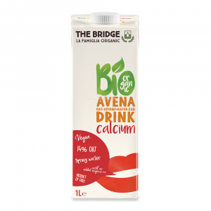 Bio avena drink con calcio The bridge