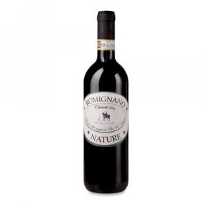 Vino rosso chianti docg senza solfiti aggiunti - nature Fattoria di romignano