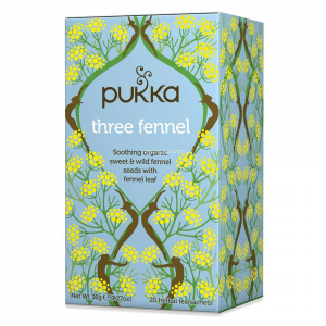 Three fennel Pukka
