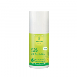 24h - deo roll-on limone Weleda
