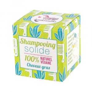 Shampoo solido per capelli grassi alla litsea Lamazuna