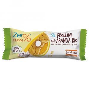Frollini all'arancia monodose Zer%glutine