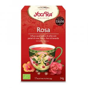 Yogi tea rosa Yogi tea