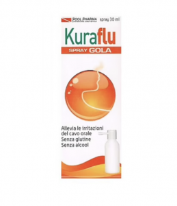 Kuraflu Spray Gola 30 Ml