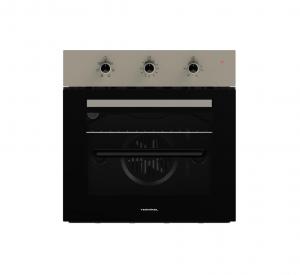 Forno Elettrico da Incasso Ventilato Termikel 61 LT 60 cm 6 Funzioni Inox A.