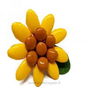 Girasole medio Fiore di confetti William Di Carlo Sulmona - Italy