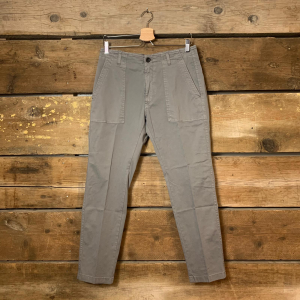 Pantalone Department 5 Uomo Prince Fatique Chinos Grigio