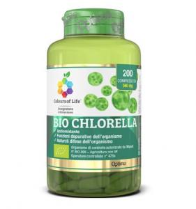 Bio Chlorella 200 compresse