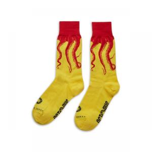 OCTOPUS Socks Original Red Yellow - PRODOTTO ESCLUSO DA PROMOZIONI