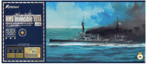 HMS Invincible 1914