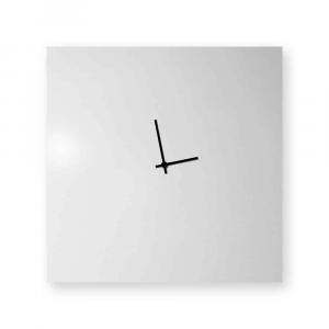 Orologio da muro Changing bianco 80x80 cm