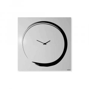 Orologio da muro S-enso bianco 80x80 cm