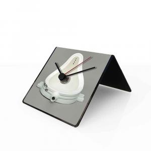 Orologio da tavolo con calendario perpetuo Arte Duchamp 10x10x10 cm