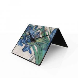 Orologio da tavolo con calendario perpetuo Arte Van Gogh 10x10x10 cm