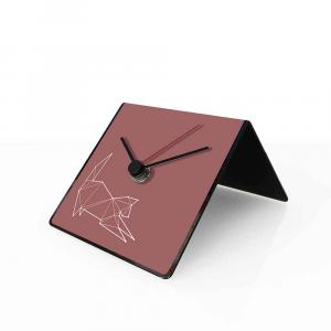 Orologio da tavolo con calendario perpetuo Totem Cat 10x10x10 cm