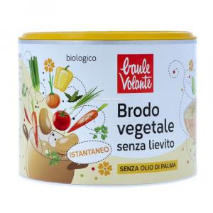 Brodo vegetale in polvere senza lievito Baule volante