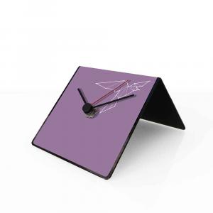 Orologio da tavolo con calendario perpetuo Totem Bird 10x10x10 cm