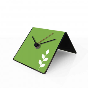 Orologio da tavolo con calendario perpetuo TZU 10x10x10 cm