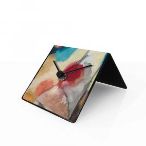 Orologio da tavolo con calendario perpetuo Kandinsky 10x10x10 cm