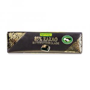 Stick cioccolato fondente extra 85% Rapunzel
