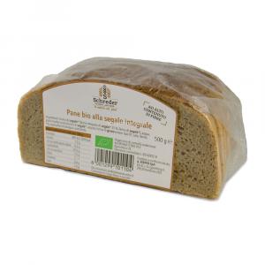 Pane integrale di segale Schreder