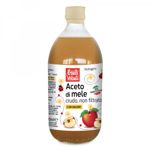 Aceto di mele non filtrato Baule volante