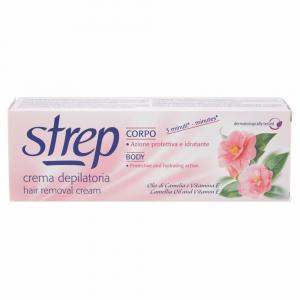 STREP Crema Depilatoria Corpo 150ml