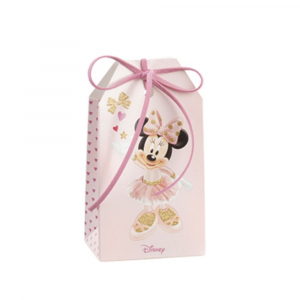 Shoppy porta confetti Minnie ballerina