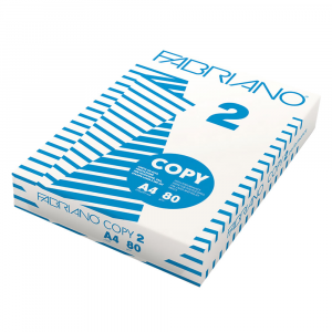 CARTA UFFICIO 'COPY 2' A4 - 21 x 29,7 cm