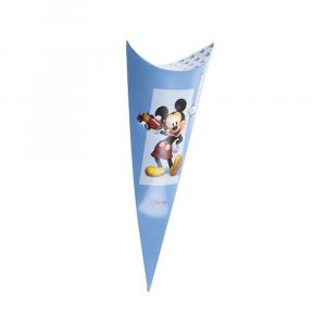 Porta confetti caramelle cono busta Michey Mouse go auto