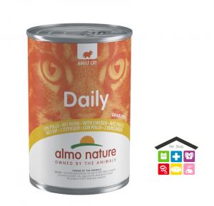 Almo Nature Daily Grain Free Recipe Con Pollo 0,400g