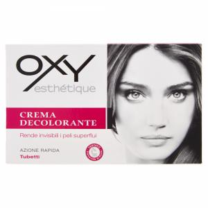 OXY Crema Decolorante Tubetti 25ml+50ml