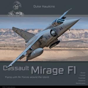 Duke Hawkins: Dassault Mirage F.1