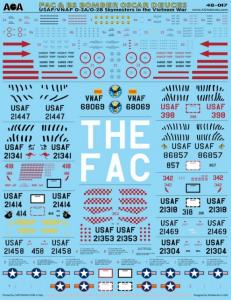FAC & BS BOMBER OSCAR DEUCES