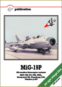 Mikoyan MiG-19P and MiG-19PM Farmer B/D