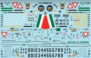Northrop F-5E/F FAM Mexico