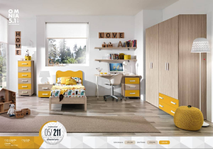 Bedroom Boy Model 211 Made In Italy New Available Su Ordinazione